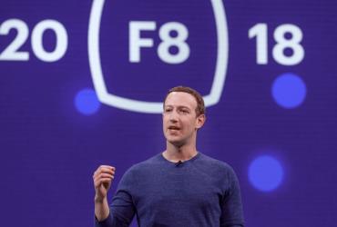 Facebook konferencia F8 2018