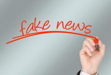 Pozor na fake news na internete